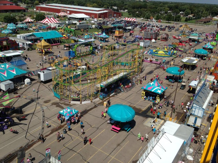 6. The Nebraska State Fair.