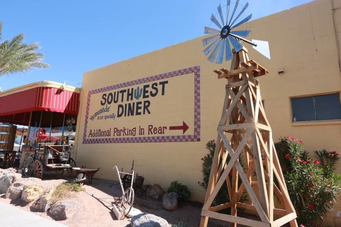 3. Southwest Diner - Boulder City, NV