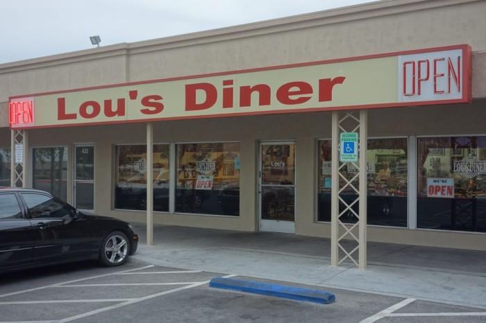6. Lou's Diner - Las Vegas, NV