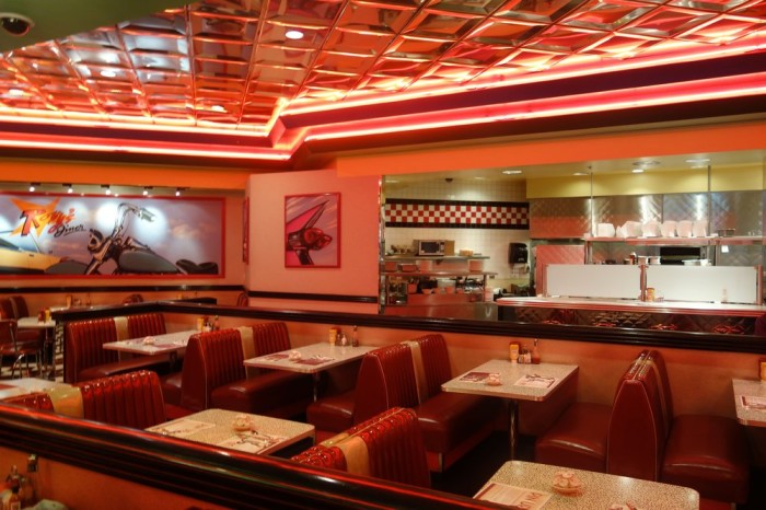 9. Roxy's Diner - Las Vegas, NV