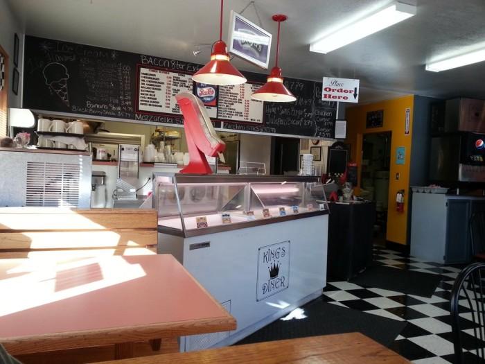 7. King's Diner - Yerington, NV