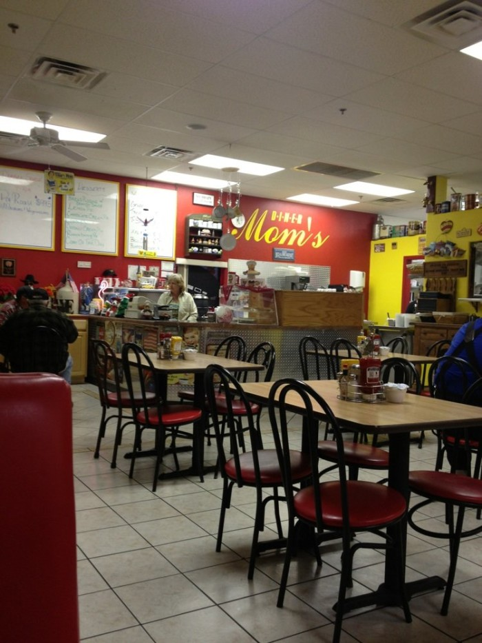 10. Mom's Diner - Pahrump, NV
