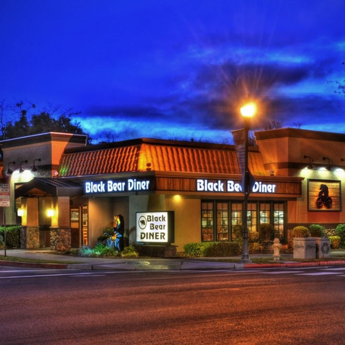 1. Black Bear Diner - Las Vegas, NV
