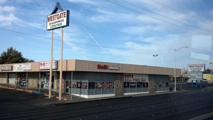 4. M & M Soul Food Kitchen - Las Vegas, NV