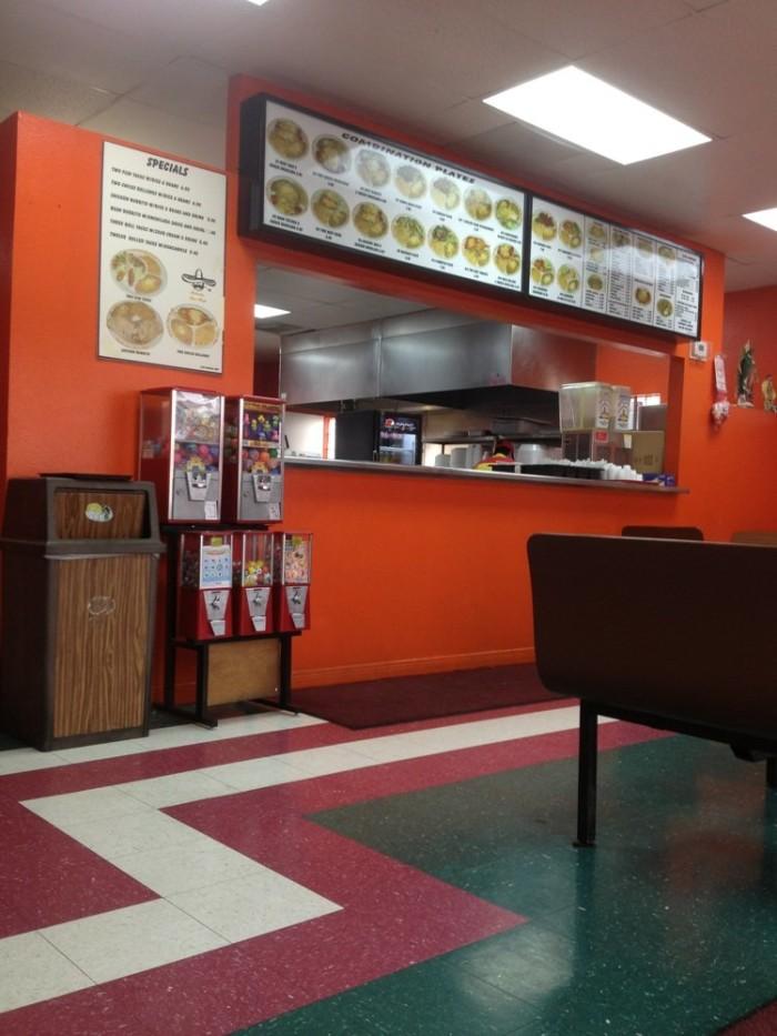 8. Roberto's Taco Shop - Boulder City, NV
