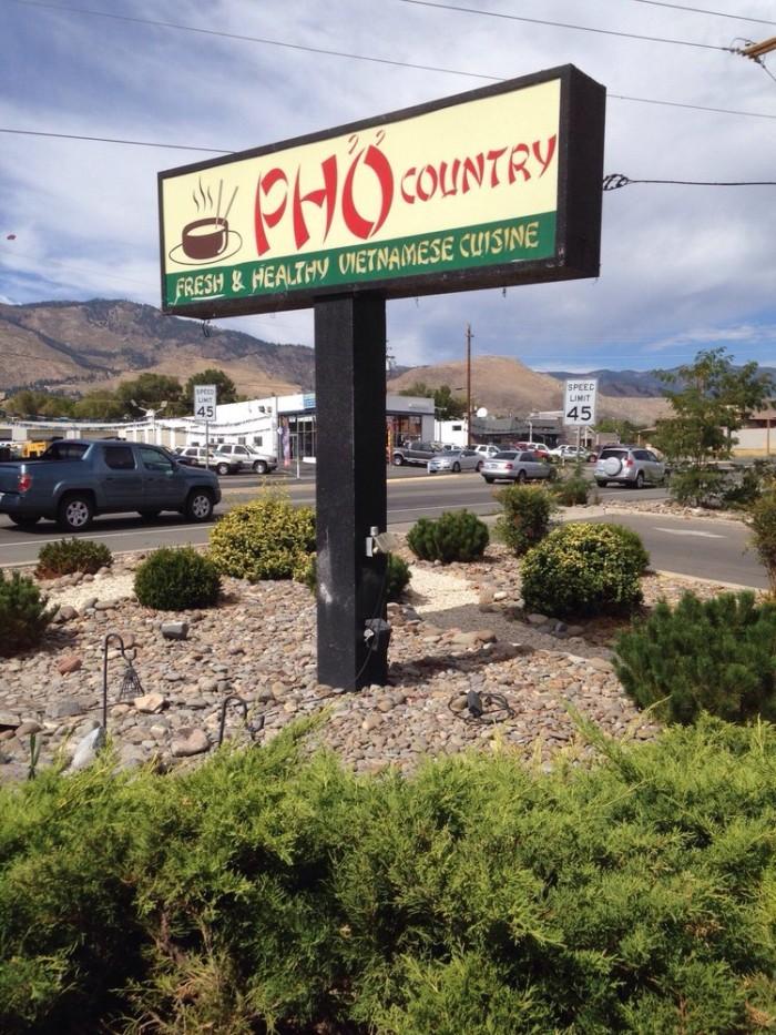 10. Pho Country - Carson City, NV
