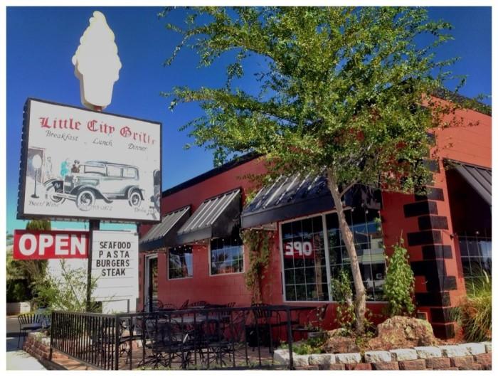 6. Little City Grille - Boulder City, NV