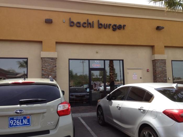 2. Bachi Burger - Las Vegas, NV
