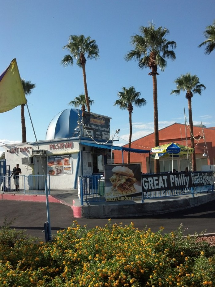 7. Sammy's L.A. Pastrami & Burgers - Las Vegas, NV
