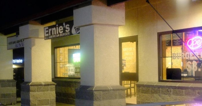 8. Ernie's All American Burger - Sparks, NV