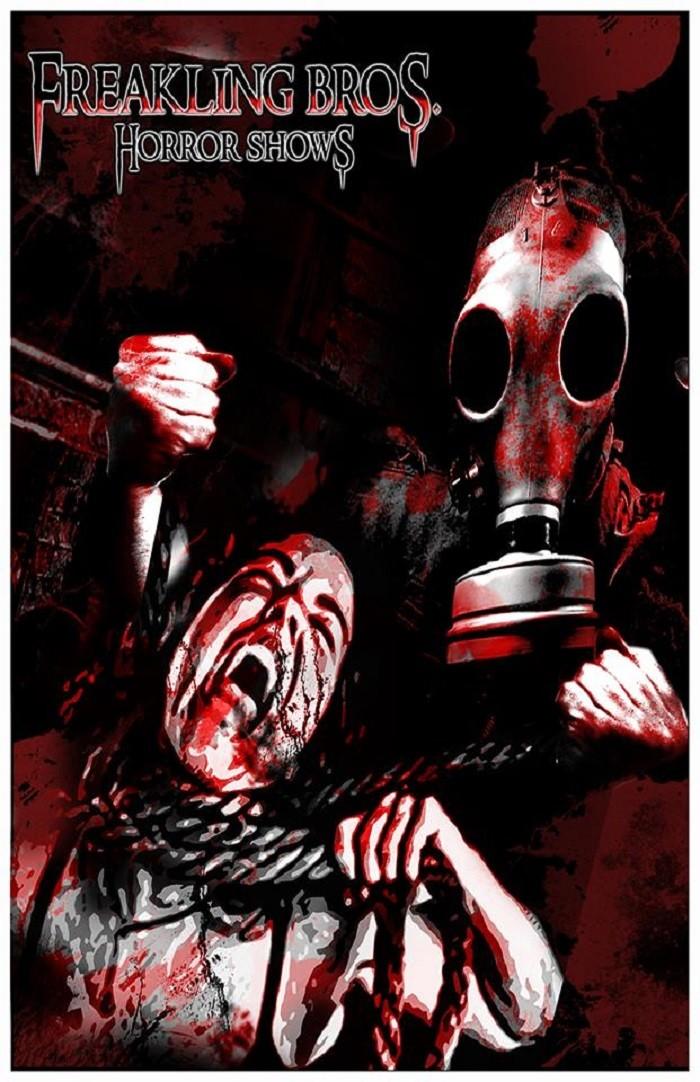 3. Freakling Bros. Trilogy of Terror - Las Vegas