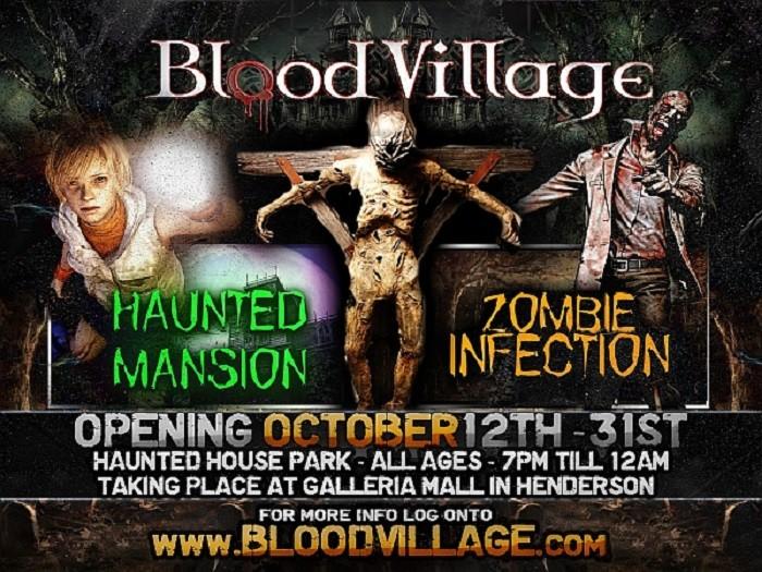6. Blood Village - Henderson