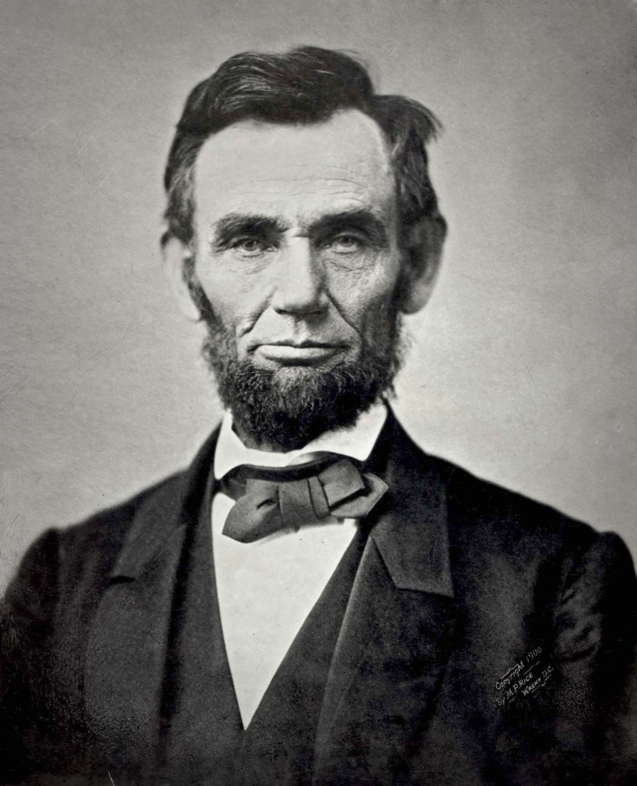 9. Many people believe Nevada was illegally admitted to the Union as a state to help Lincoln's re-election because at the time, there were only 35,000 inhabitants in Nevada. To become a state, there had to be a minimum of 60,000 inhabitants.