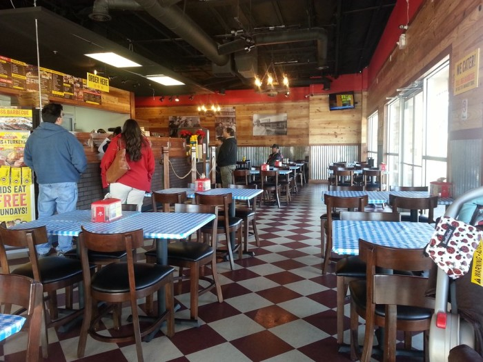10. Dickey's Barbecue Pit - Las Vegas