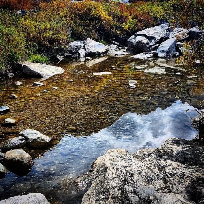 18. Lamoille Canyon