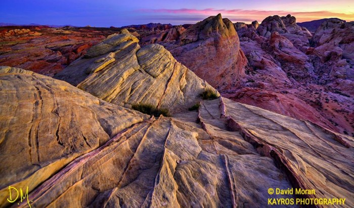 """13. """"The Solitude of the Silence"""" - Valley of Fire State Park"""