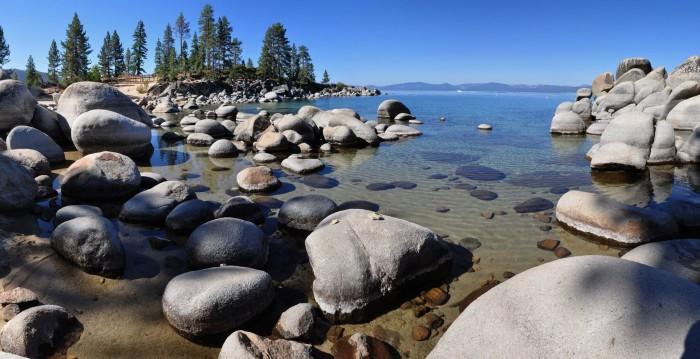 20. Sand Harbor Beach, Lake Tahoe