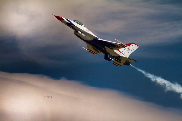 17. The Minden Nevada Air Show, featuring the Thunderbirds.