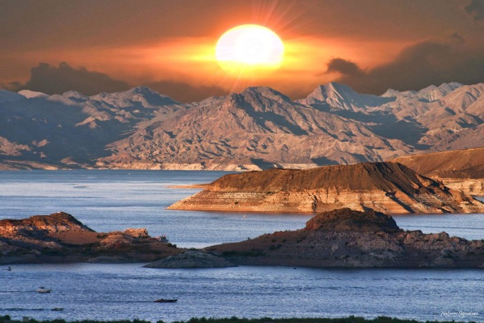 1. This view of Lake Mead is SPECTACULAR!!!