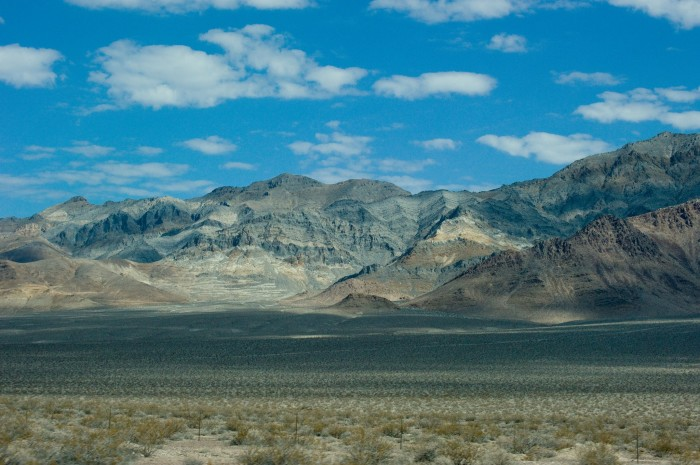 19. This fabulous view was captured from U.S. Route 93 on the way to Fallon, Nevada.