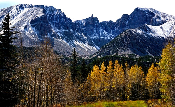 6. A gorgeous capture of Great Basin National Park.