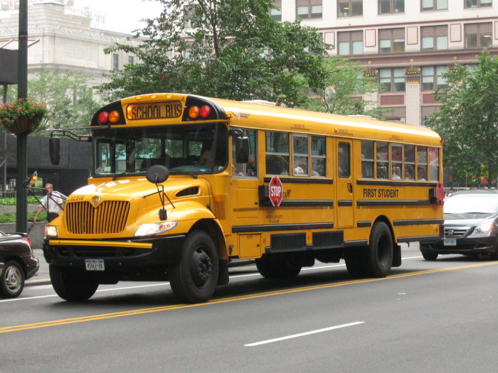 8. Field trips were always a big deal. Anything to get out of class, right?
