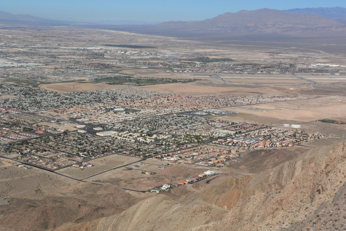 Wetter Nevada