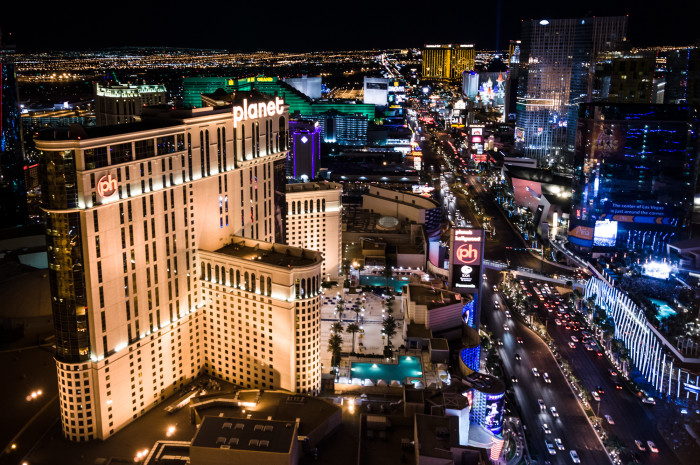 7. Without Nevada, there's no Las Vegas. Without Las Vegas, the world misses out on the BEST entertainment EVER!!!