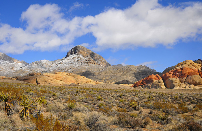 12. Red Rock Canyon National Conservation Area