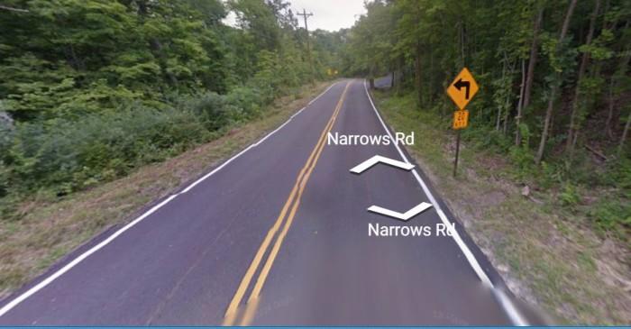 5. Narrows Road