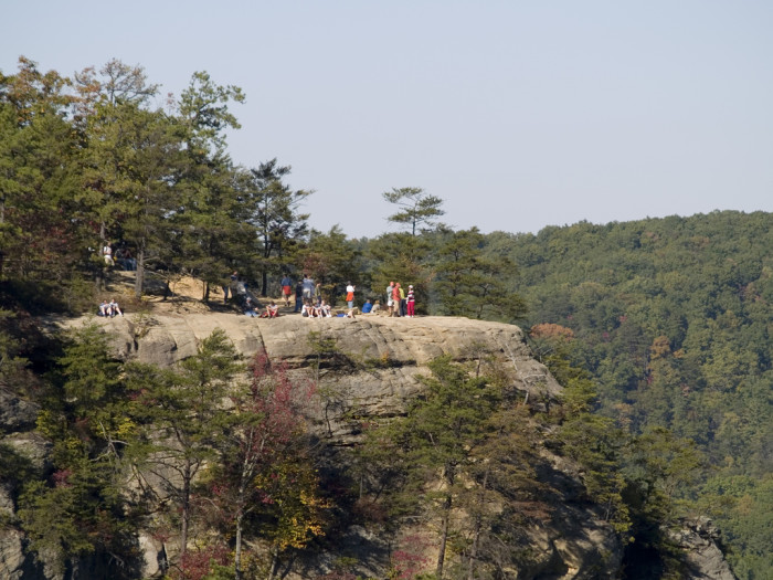 3. Red River Gorge