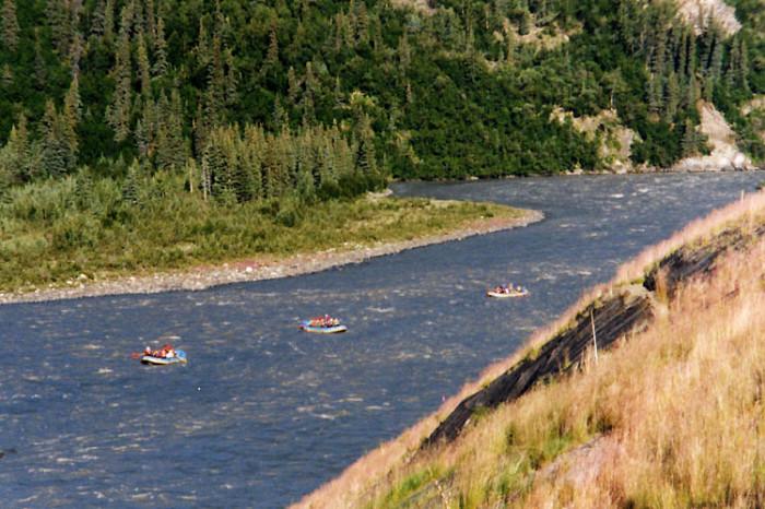 8) Nenana River