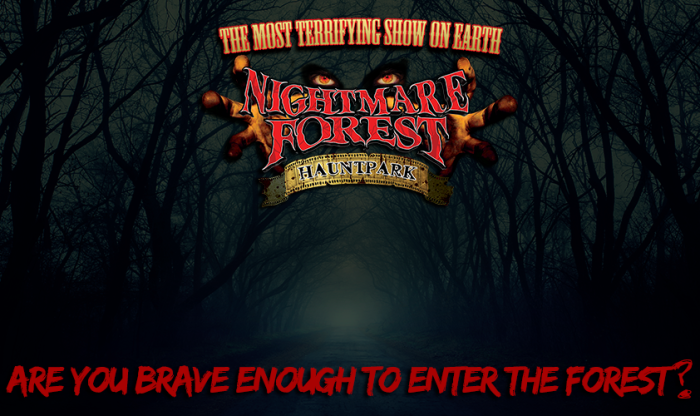 5. Nightmare Forest