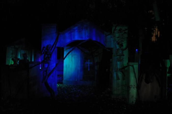 7. Nightmare Forest