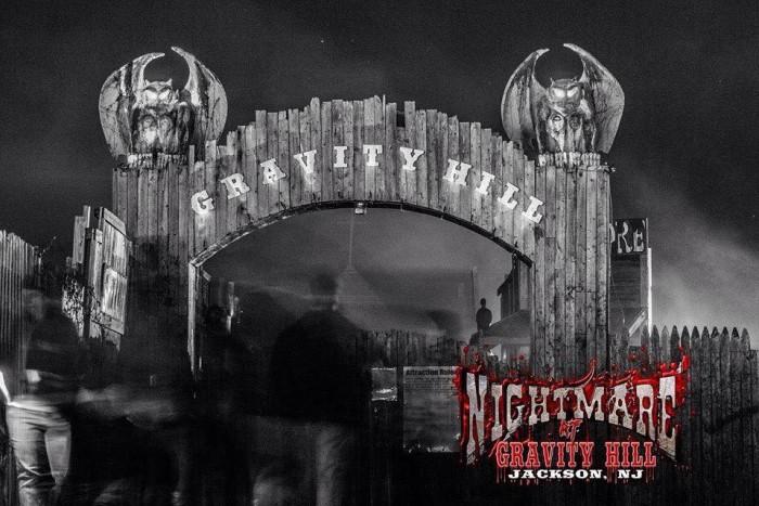 5. Nightmare at Gravity Hill, Jackson