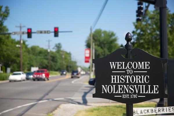 12) Nolensville