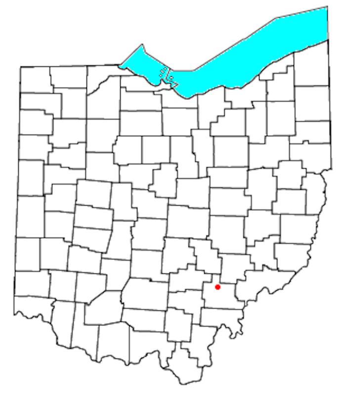 11. Millfield (Population: 216)