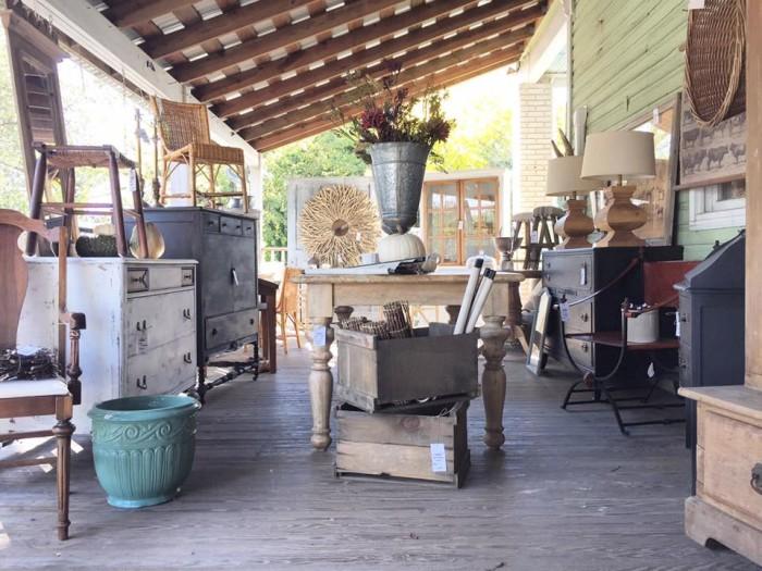 Old Luckett's Store merchandise