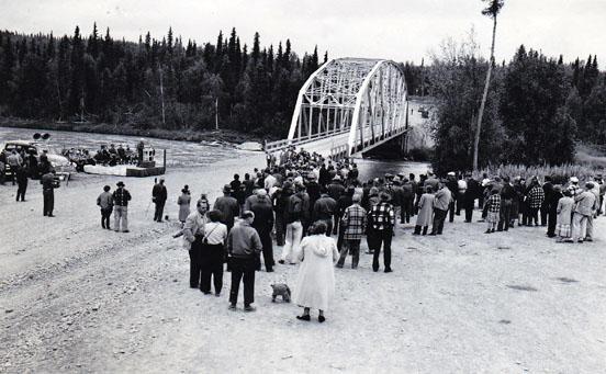 7) Kenai River Bridge