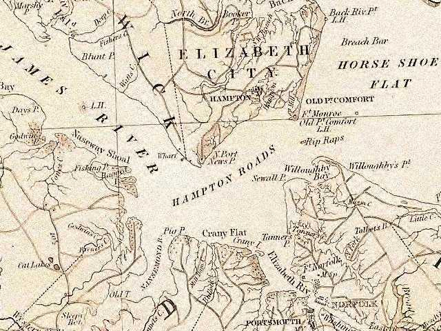 10. After being settled in 1610, Hampton remains the oldest continuously inhabited English speaking settlement in North America.