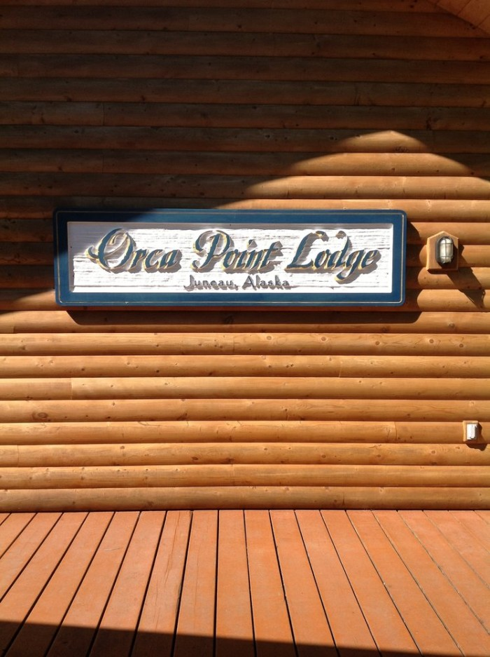 2) Orca Point Lodge