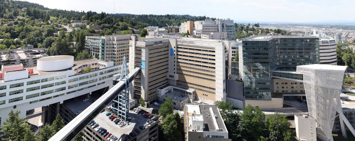 1) Oregon Health and Science University