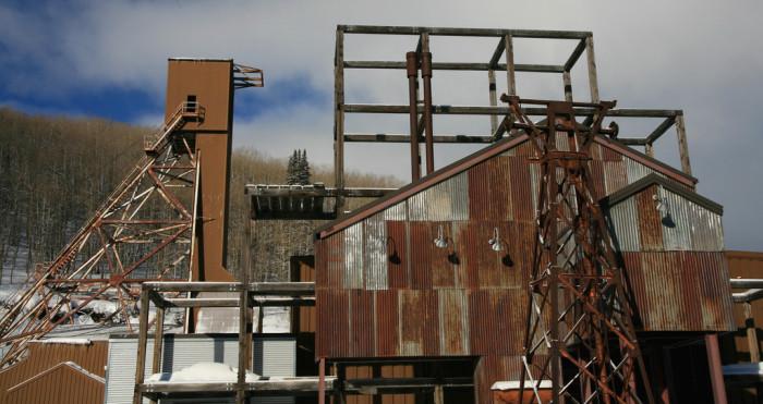 12. Park City Silver Mines