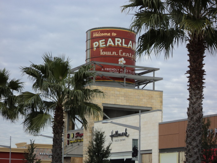 5) Pearland