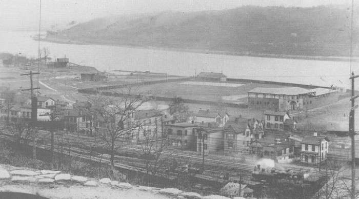 6. Pendleton Park in Cincinnati, OH (Circa 1901)