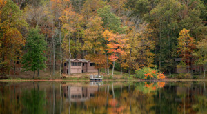 The Fall Foliage At These 10 State Parks In Kentucky Is Stunningly Beautiful