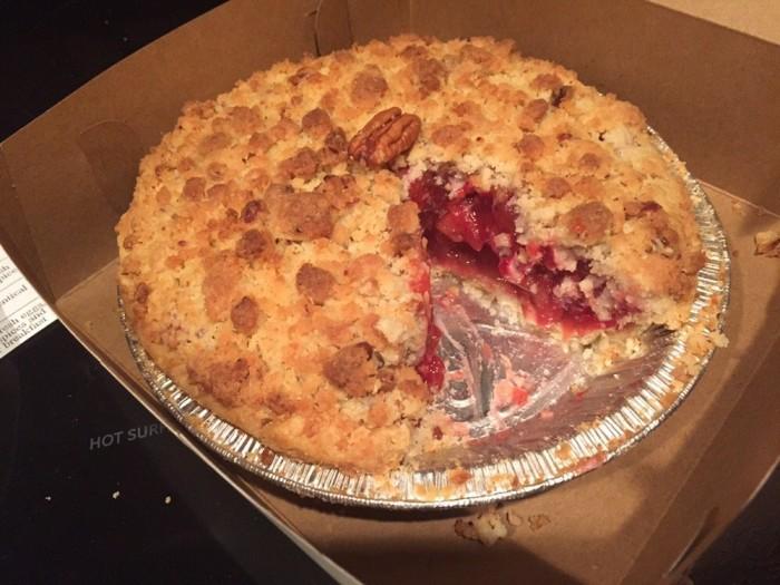 Pie Gourmet pie