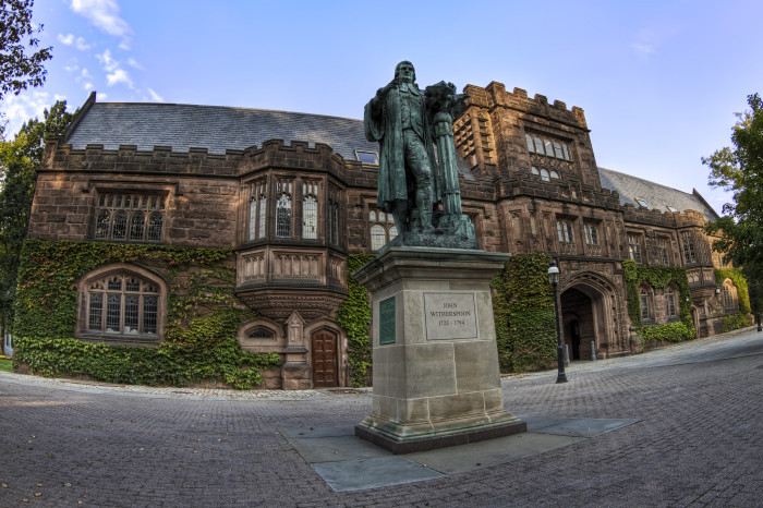 12. Princeton