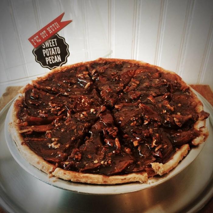 Proper Pie Co pie