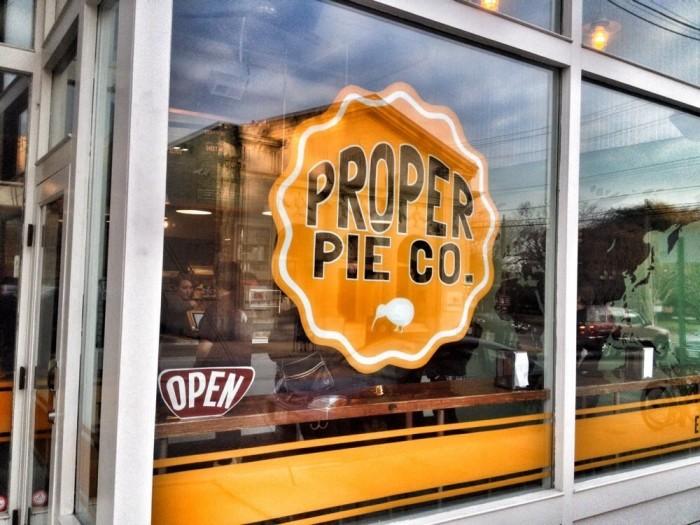 3. Proper Pie Co., Richmond